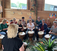 Djembe workshop Hoorn
