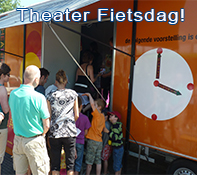 Theater Fietsdag