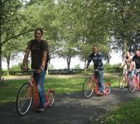Sportieve rondleiding Hoorn