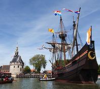 Rondleiding VOC Schip Hoorn