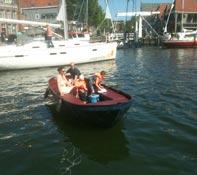 Fluisterboot Hoorn