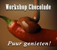 Workshop chocolade Hoorn