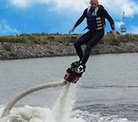 Flyboarden Hoorn