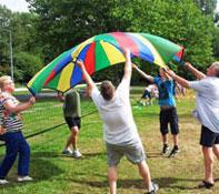 Outdoor Teambuildingsuitje Hoorn