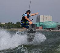 Wakeboarden Hoorn