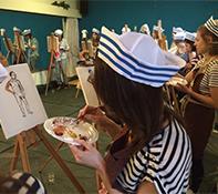 Workshop Naakt Schilderen Hoorn