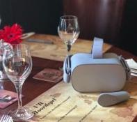 Virtual Reality Diner Hoorn