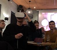 VR Spel Hoorn